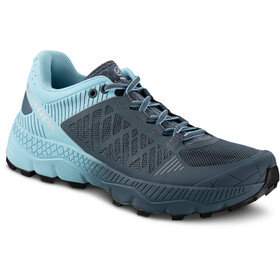 Scarpa Spin Ultra Trail Running Shoes Women iron gray-sky